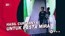 Maling Pompa Air di Masjid Makassar Keciduk, Sempat Rusak CCTV