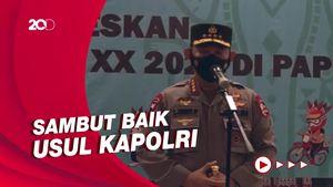 Apresiasi 57 Pegawai KPK untuk Tawaran Jadi ASN Polri