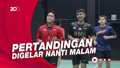 Indonesia Lawan Malaysia di Perempatfinal Piala Sudirman 2021
