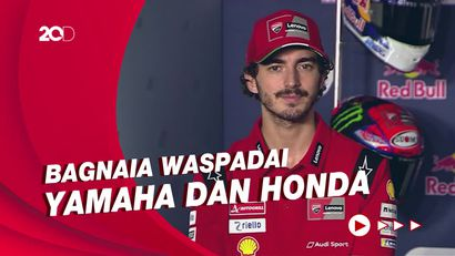 MotoGP Amerika, Bagnaia: Yamaha Akan Cepat, Tapi Marquez yang Tercepat