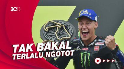 Quartararo Mau Main Aman Saja di MotoGP Amerika