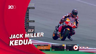 Marquez Kuasai Latihan Bebas Hari Pertama MotoGP Amerika
