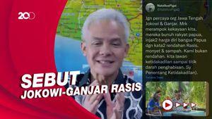 Alasan Pigai Sebut Jokowi-Ganjar Rasis Hingga Direspons Ganjar