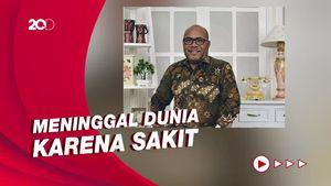 Ketua DPW PAN Papua Abock Busup Tutup Usia