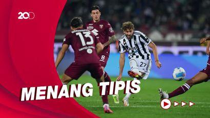 Derby Turin: Bianconeri Menang 1-0