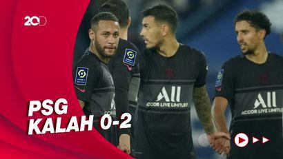 Trio Messi-Neymar-Mbappe Tak Berkutik Lawan Rennes