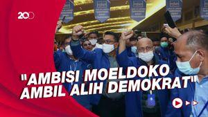 Saat Kubu AHY Beri 2 Opsi ke Moeldoko Hingga Ungkap Minta Jabatan ke SBY