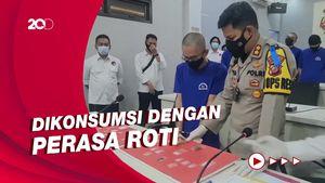 Duh! Oknum Guru PNS di Sukabumi Dibekuk Polisi Gegara Konsumsi Ganja