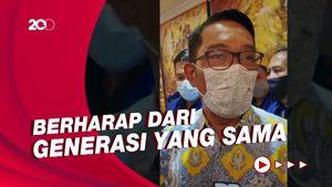 Ridwan Kamil Bicara Kriteria Wakilnya Jika Maju Pilpres 2024