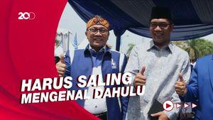Kian Mesra, PAN Tegaskan Belum Ada Deal Politik dengan Ridwan Kamil