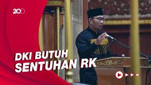 PAN Sebut Ridwan Kamil Punya Potensi di Pilgub DKI