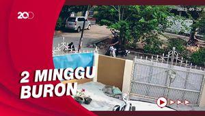 Pria Bacok Pemotor di Jalanan Dibekuk, Emosi karena Istri Dibawa Lari