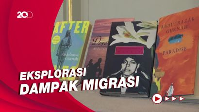 Novelis Abdulrazak Gurnah Raih Nobel Sastra 2021
