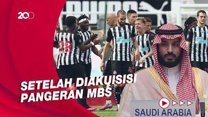 Newcastle Kini Klub Paling Kaya Sejagat, Manchester CIty Lewat