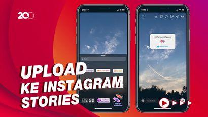 Jajal Fitur Add Yours Instagram, Berbalas Foto Berantai