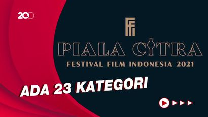 Daftar Lengkap Nominasi Festival Film Indonesia 2021