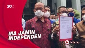 MA Masih Proses Penunjukan Majelis Hakim Gugatan AD/ART PD