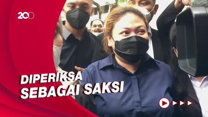 Anak Nia Daniaty Akhirnya Penuhi Panggilan Polda Metro Jaya