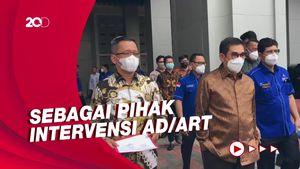 PD Resmi Ajukan Diri Jadi Pihak Terkait Judicial Review AD/ART di MA
