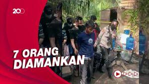 Polisi Temukan 87 Kg Sabu di Pondok Kayu Dumai Riau