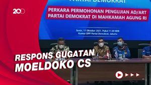 PD Kubu AHY Ajukan Diri Jadi Termohon Intervensi Judicial Riview AD/ART