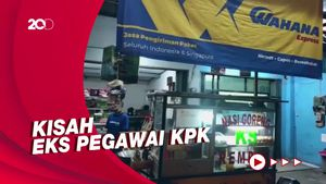 Ini Warung Nasgor Eks Pegawai KPK yang Dipecat karena TWK