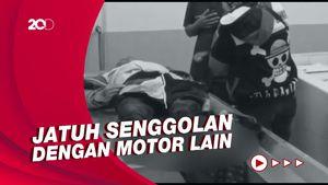 Pemotor di Tasikmalaya Tewas Tertabrak Truk Pasir