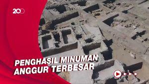 Situs Kuno Pengolah Minuman Anggur Era Bizantium Ditemukan