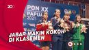 Jabar Kawinkan Medali Emas Single Putra-Putri di PON Papua