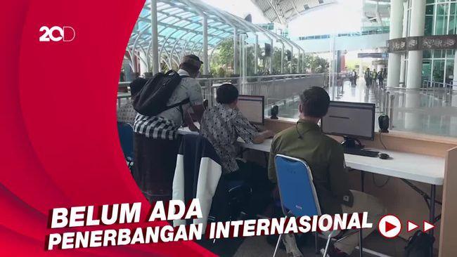 Suasana Hari Pertama Pembukaan Bali untuk Pelancong Internasional