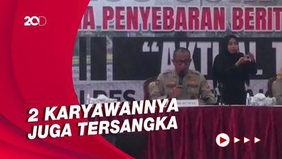 Direktur PT ITN Jadi Tersangka Pinjol Ilegal di Tangerang