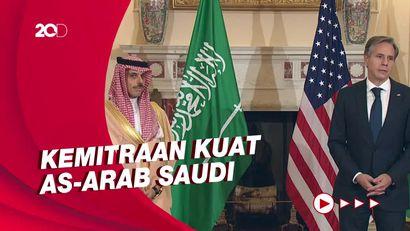 Amerika Serikat Sebut Kemitraan dengan Arab Saudi Itu Penting
