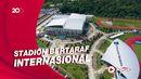 Intip Megahnya Mimika Sport Complex di PON XX Papua
