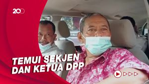 Pentolan Barisan Celeng Penuhi Panggilan DPP PDIP di Jakarta
