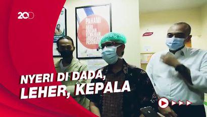 Penjelasan Dokter Soal Kondisi Mahasiswa yang Dibanting Polisi di Tangerang