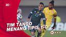 Lautaro Martinez Cetak Gol Kemenangan Argentina Lawan Peru