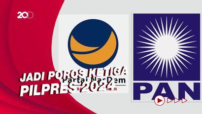 PPP Bicara Kemungkinan Koalisi dengan NasDem-PAN