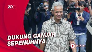 Dipanggil DPP PDIP, Ketua Barisan Celeng Tetap Dukung Ganjar