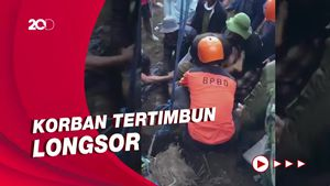 Dramatis! Detik-detik Evakuasi Korban Gempa di Bali