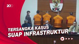 KPK Beberkan Konstruksi Perkara Bupati Musi Banyuasin Dodi Alex Noerdin