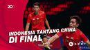 Menang 3-1 atas Denmark, Indonesia Lolos ke Final Piala Thomas