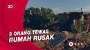 Potret Kerusakan Akibat Gempa M 4,8 Karangasem Bali