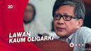 Rocky Gerung Tagih Peran Anies Lindungi Warga Jakarta dari Penggusuran