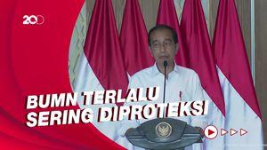 Jokowi Minta BUMN Tidak Bertele-tele soal Izin