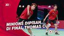 Kejutan! Kevin Tak Bersama Marcus Tarung China di Final Piala Thomas