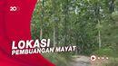 Ternyata TKP Mayat Wanita Bugil Lokasi Kuburan Massal PKI  Grobogan