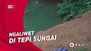 Terpeleset dari Tebing, Pemuda Tasikmalaya Tewas Tenggelam di Sungai