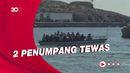 Kapal Imigran Terbalik, 21 Penumpang Hilang