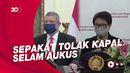 RI-Malaysia Gelisah Australia Bangun Kapal Nuklir AUKUS
