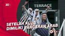 Potret Fan Newcastle yang Kini Mendadak Jadi Orang Arab
